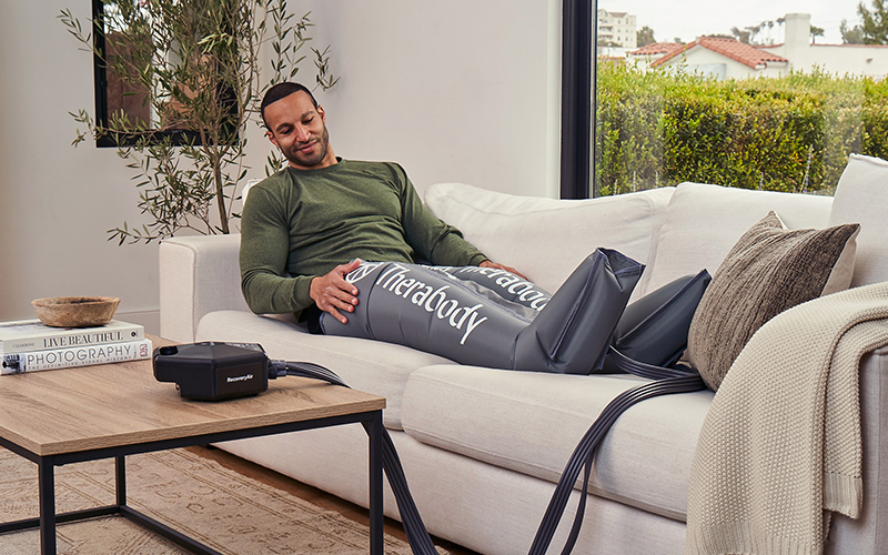 RecoveryAir Compression System - Destination Deluxe