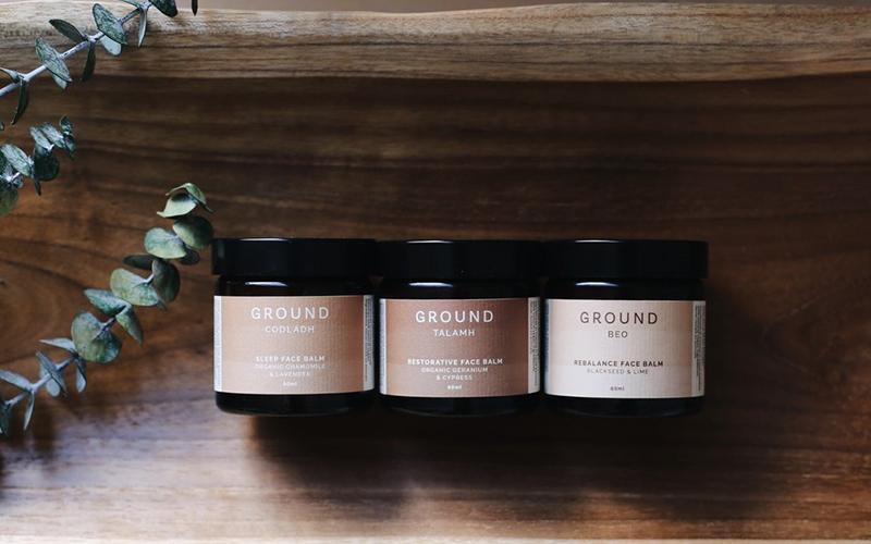 Ground Wellbeing Skincare - Destination Deluxe