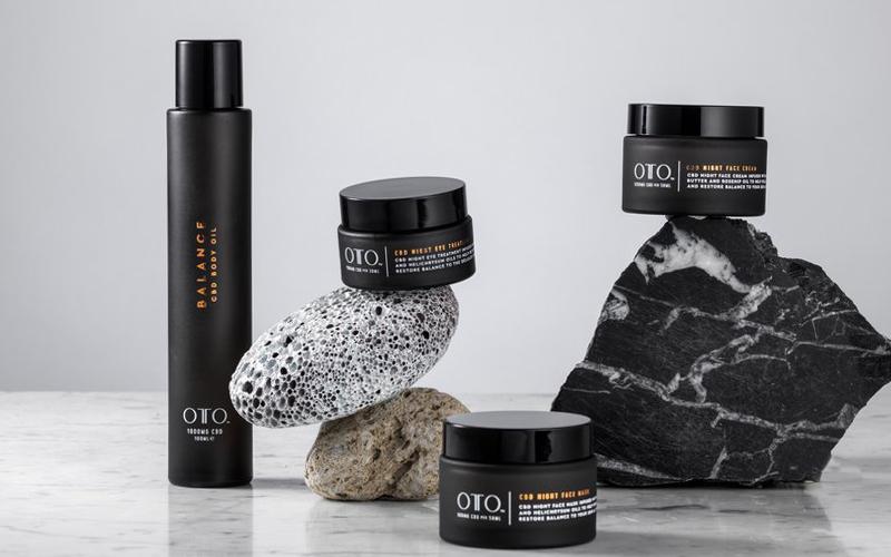 OTO CBD Skincare - Destination Deluxe