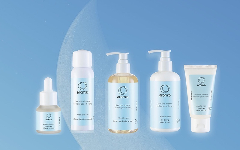 aromD Skincare Products - Destination Deluxe
