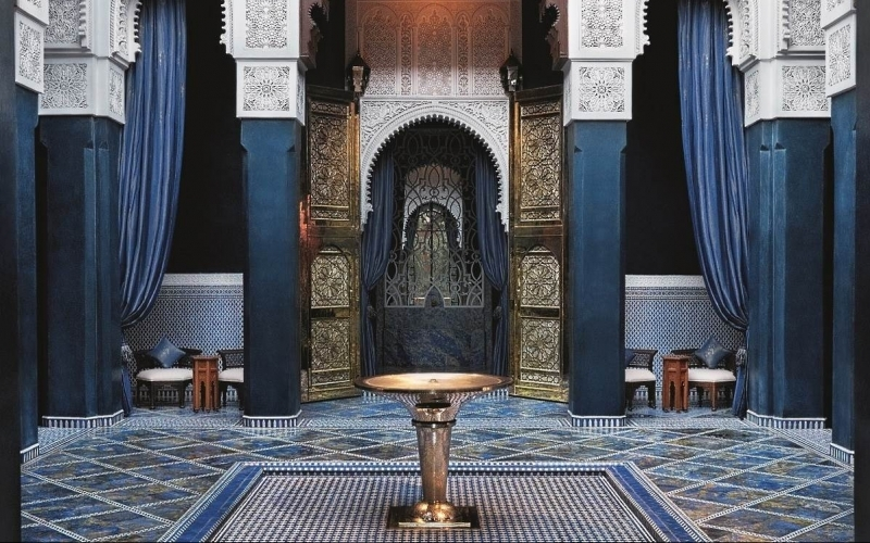 Royal Mansour Luxury Hotel Marrakech - Destination Deluxe
