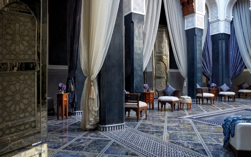 Royal Mansour Luxury Hotel Marrakech Morocco - Destination Deluxe