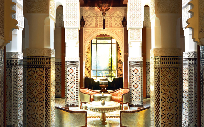 Royal Mansour Marrakech Destination Deluxe