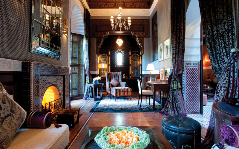 Royal Mansour Morocco Destination Deluxe