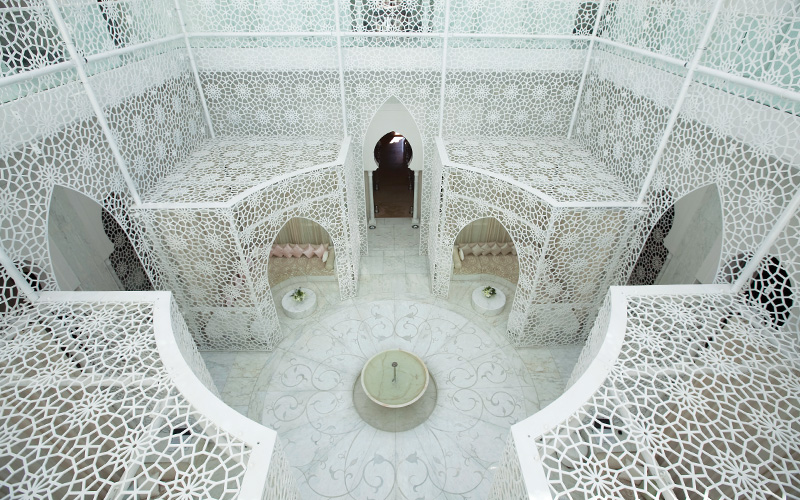Royal Mansour Wellness Destination Deluxe