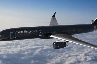 Four Seasons Private Jet Experiences Destination Deluxe