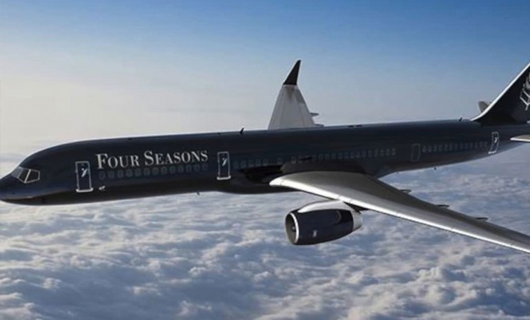 Four Seasons Private Jet Experiences Destination Deluxe