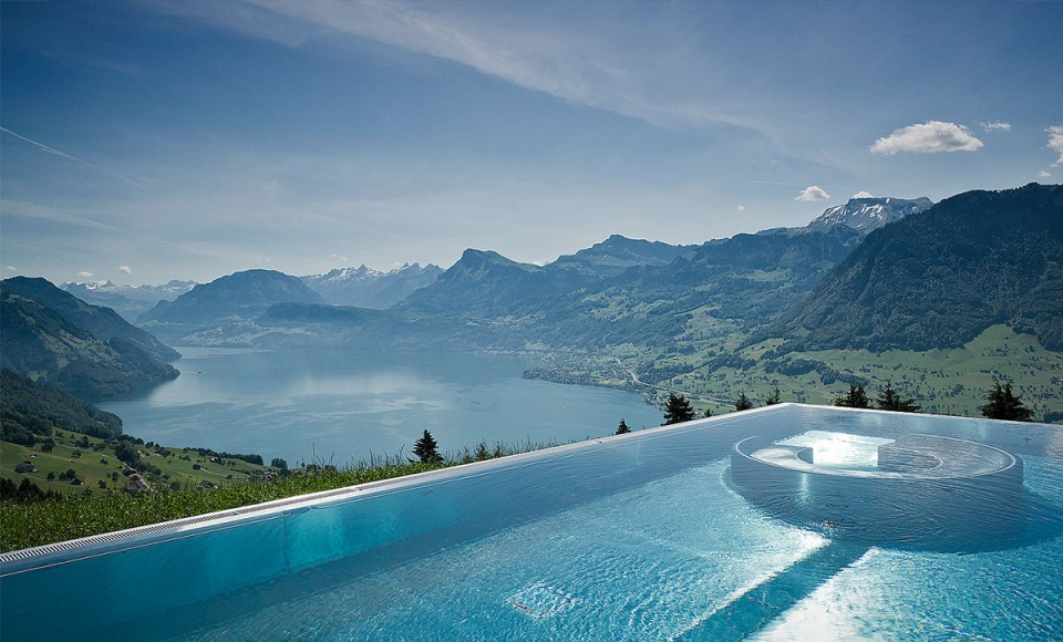 Hotel Villa Honegg Switzerland Destination Deluxe