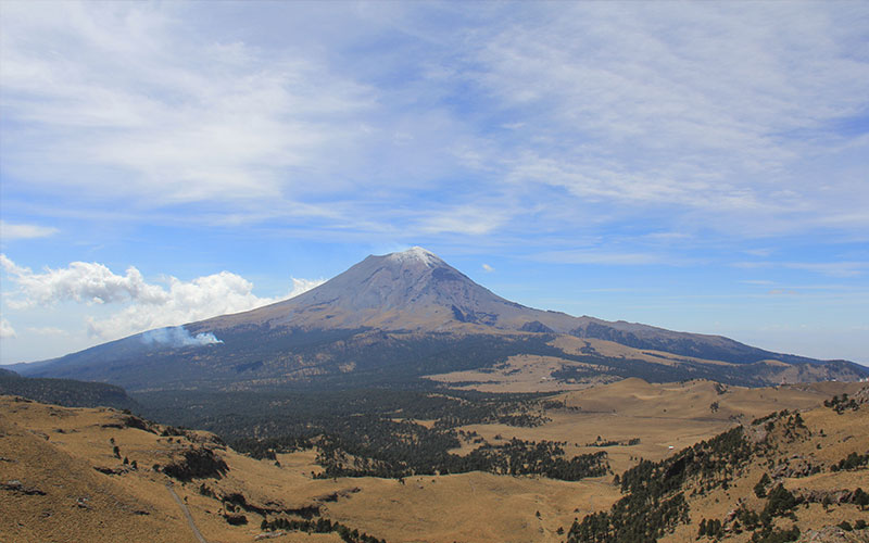 Viator Travel Iztaccihuatl Volcano Hiking- Destination Deluxe