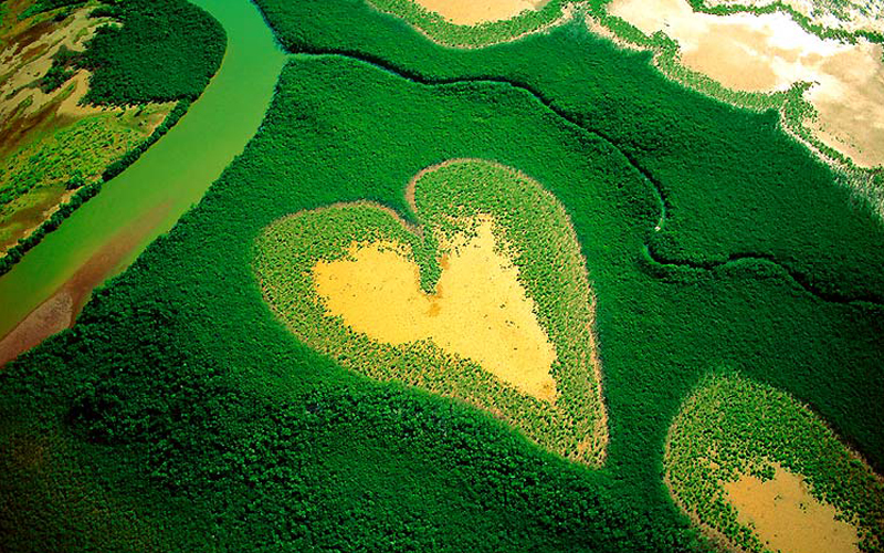 Earth from Above Yann Arthus Bertrand Destination Deluxe