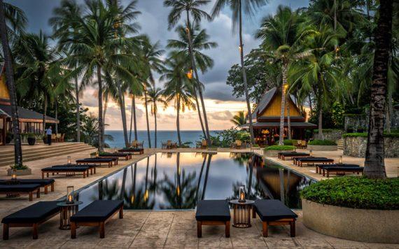 Aman Wellness Amanpuri Phuket Destination Deluxe