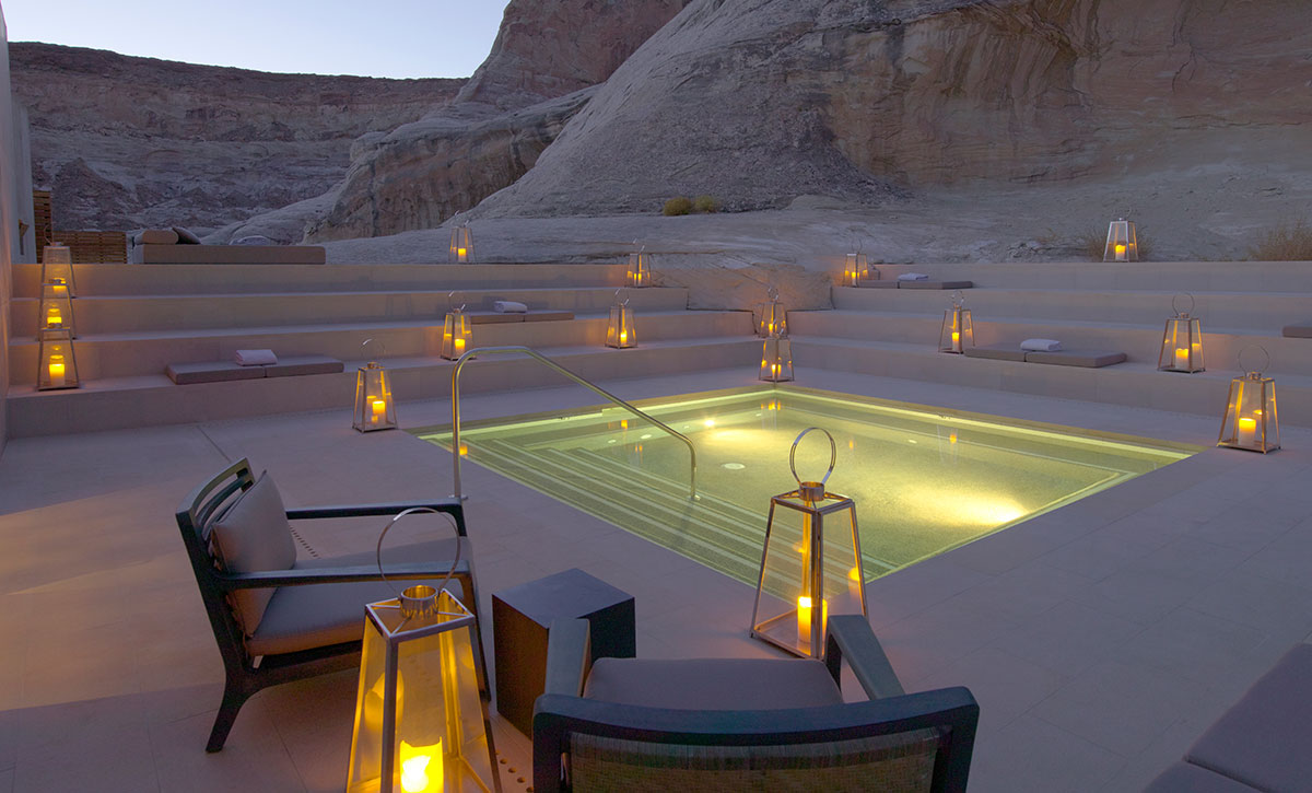 Amangiri USA Destination Deluxe