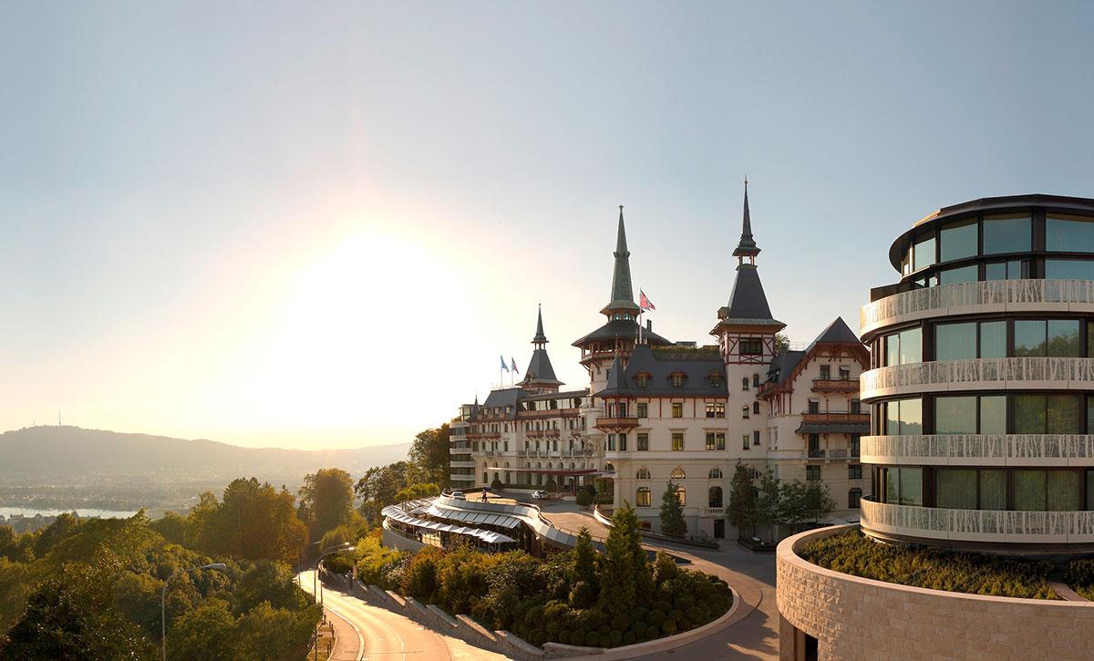 Dolder Grand Zurich Destination Deluxe