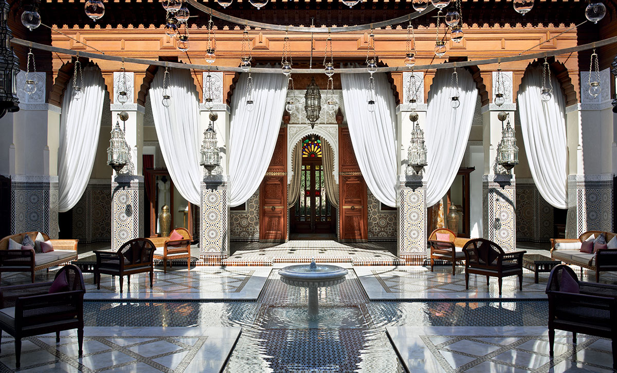 Royal Mansour Marrakesh Destination Deluxe