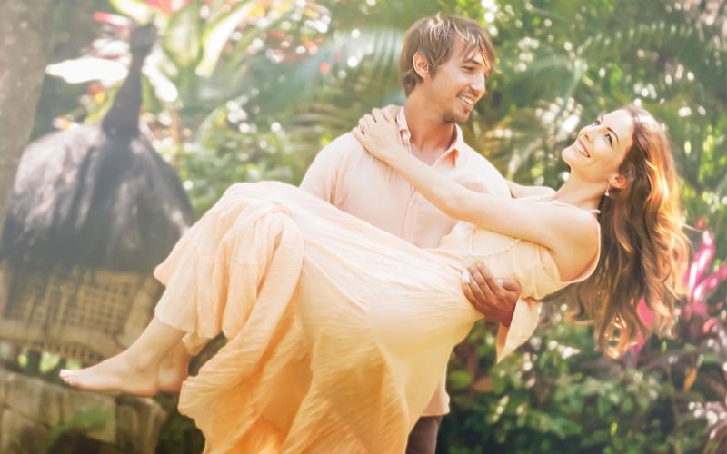 Fivelements Romantic Wedding Ritual Destination Deluxe