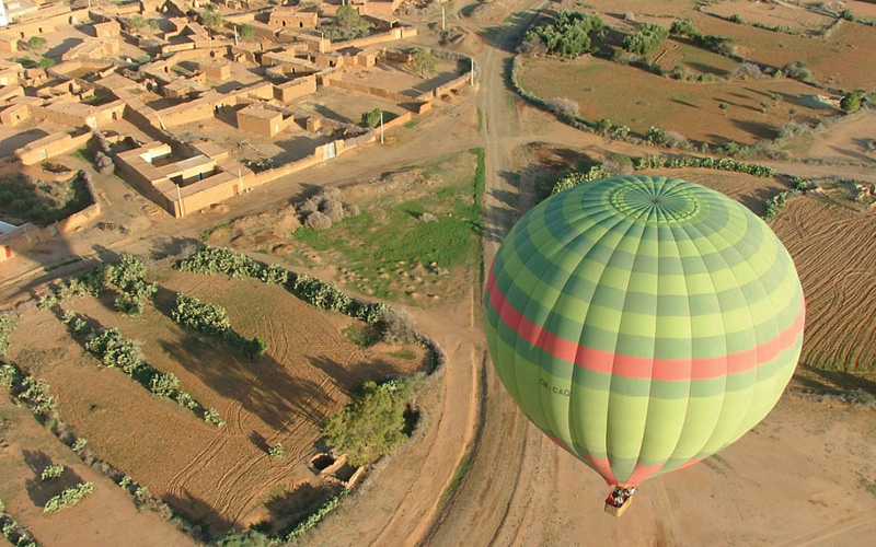 Hot Air Balloon Marrakesh Destination Deluxe