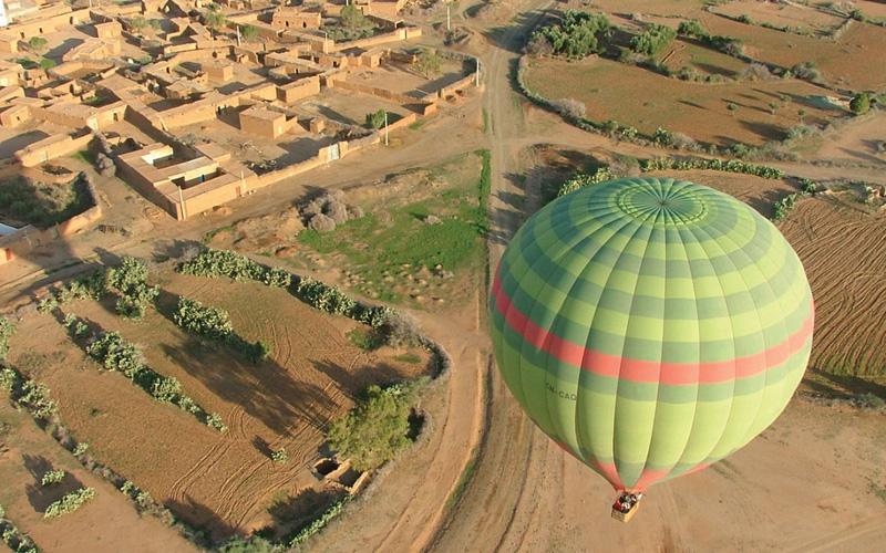 Hot Air Balloon Marrakesh Destination Deluxe