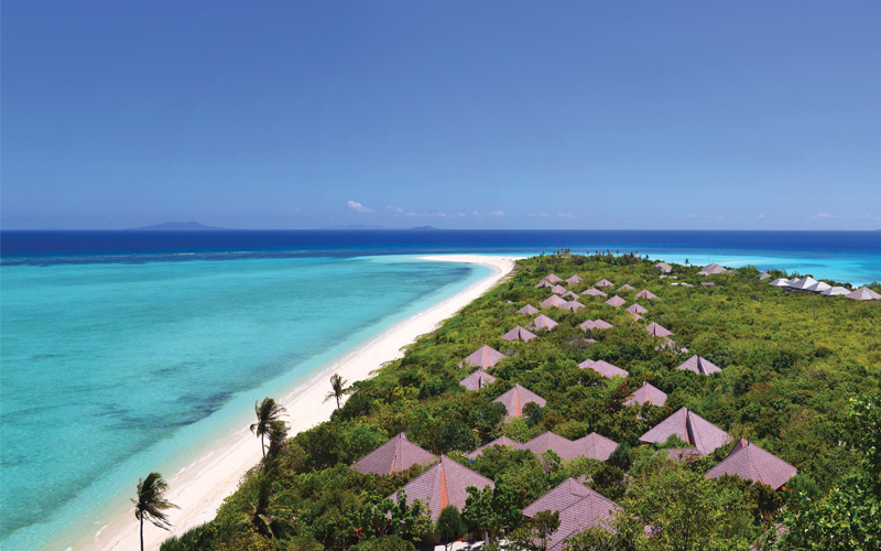 Amanpulo Philippines Wellness Destination Deluxe