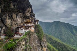 Destination Deluxe Bucket List Tiger's Nest Bhutan