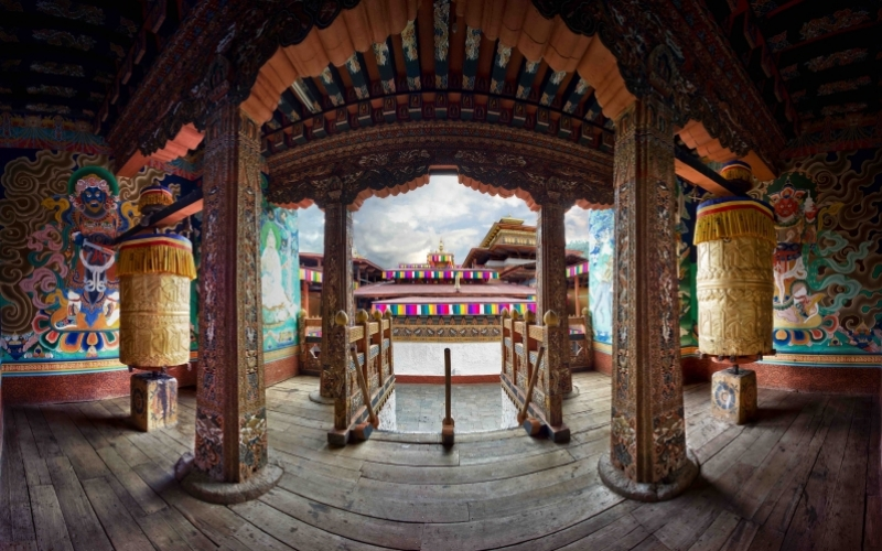 Destination Deluxe Bucket List Spiritual Journey Punakha Bhutan