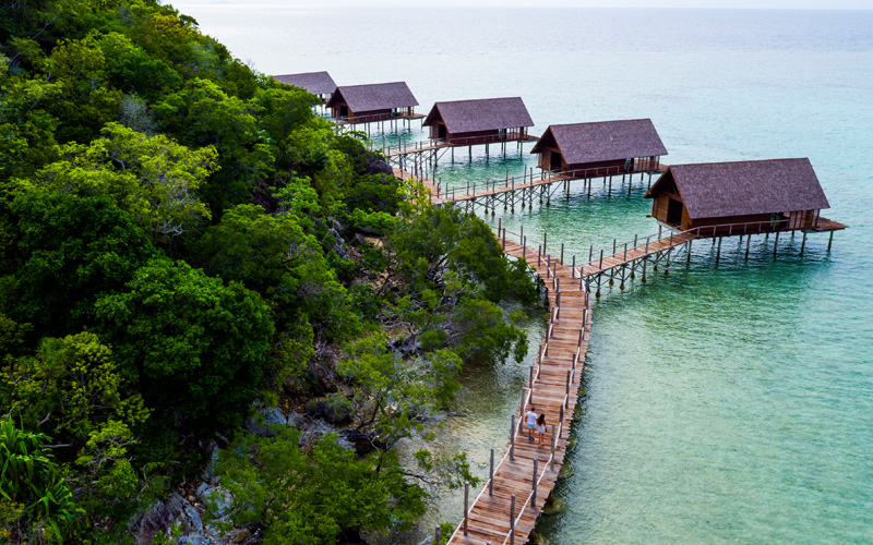 Bawah Private Island Asia Destination Deluxe
