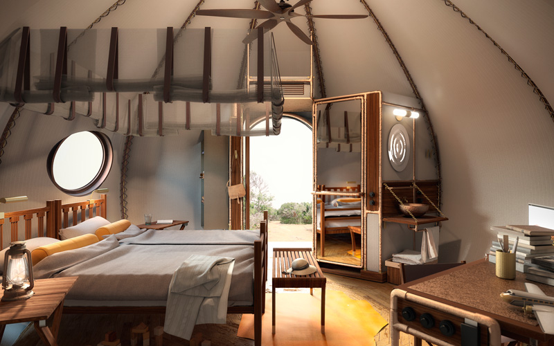 Wild Coast Lodge Sri Lanka Safari Destination Deluxe