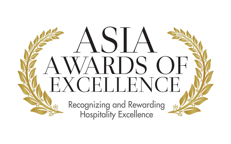 Asia Awards of Excellence - Destination Deluxe