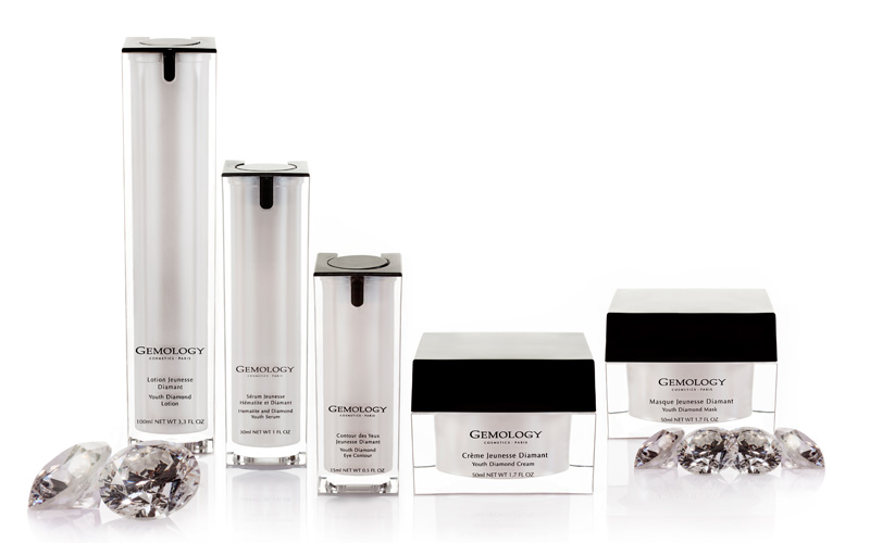 Gemology Cosmetics Diamond - Destination Deluxe
