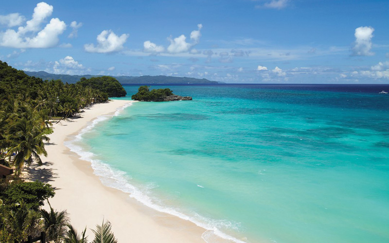 Shangri-La Boracay Beach - Destination Deluxe