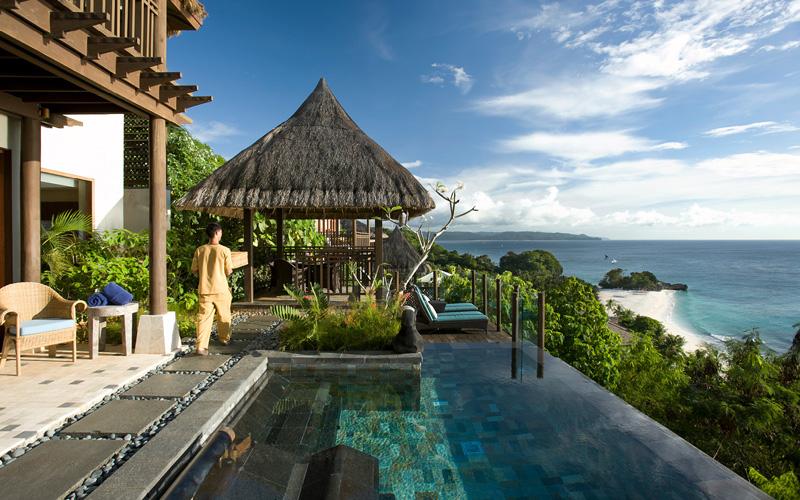 Photo: Courtesy of Shangri-La's Boracay Resort and Spa