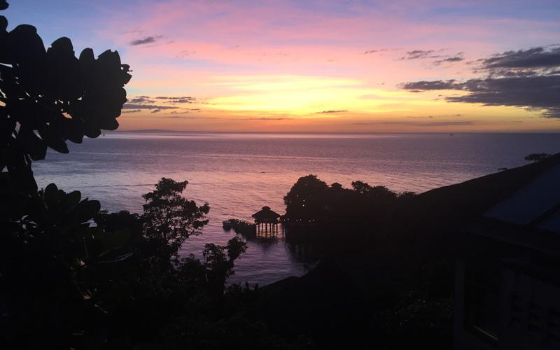 Shangri-La Boracay Sunset - Destination Deluxe