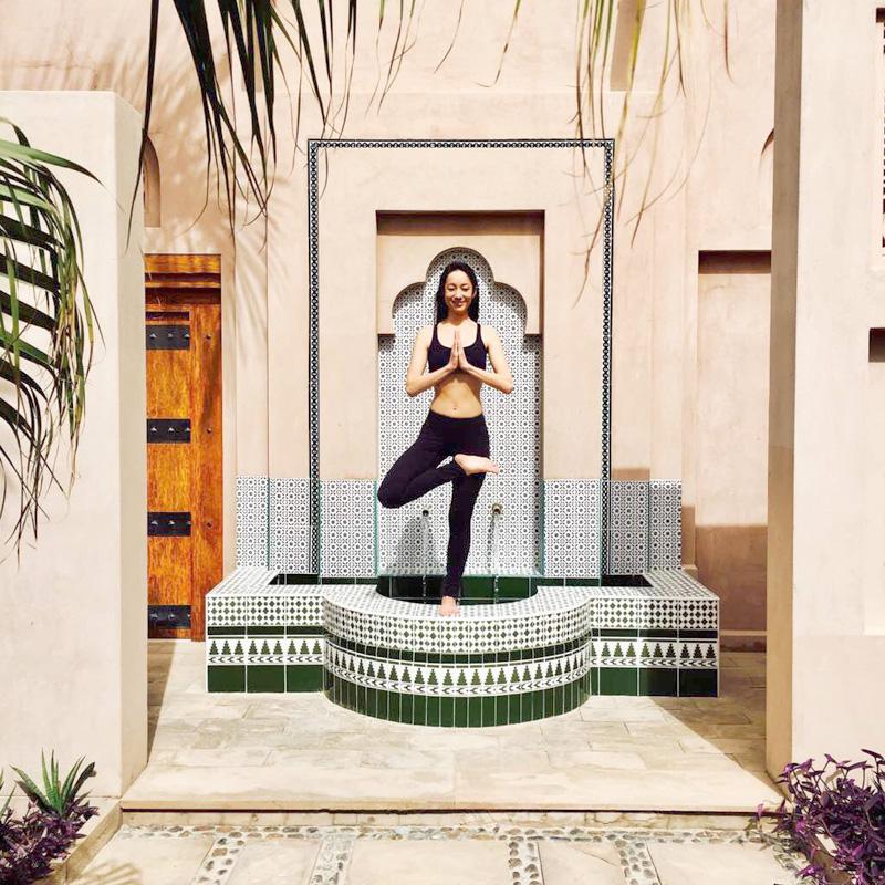 Yoga Talise Spa Dubai Vivienne Tang - Destination Deluxe