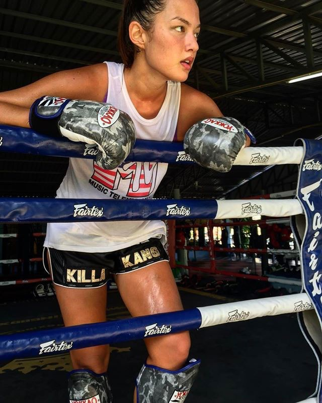 Mia Kang Muay Thai Fighter - Destination Deluxe