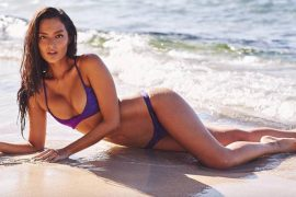 Mia Kang Sports Illustrated Swimsuit Bikini Model - Destination Deluxe