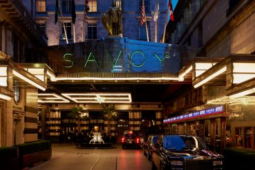 Savoy London - Destination Deluxe