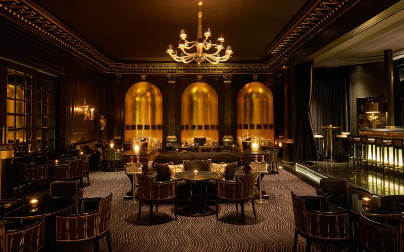 The Savoy Bar - Destination Deluxe
