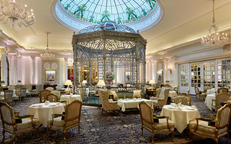 The Savoy Hotel London - Destination Deluxe