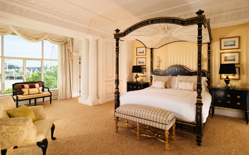 The Savoy London - Destination Deluxe