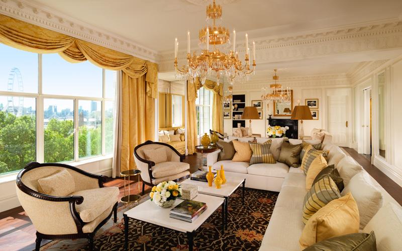 The Savoy Royal Suite - Destination Deluxe