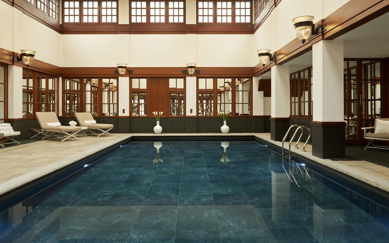 The Savoy Spa - Destination Deluxe