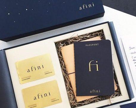 Afini - Destination Deluxe