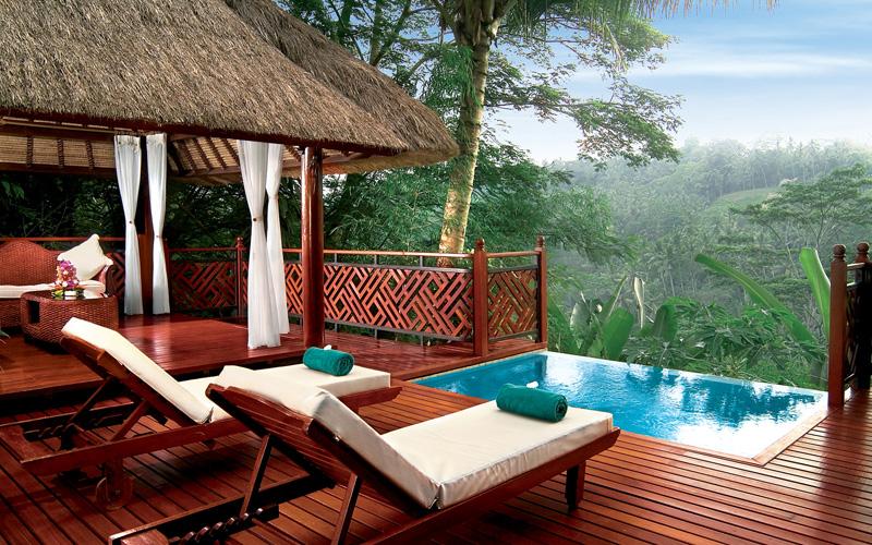 Kupu Kupu Barong Villa Bali - Destination Deluxe