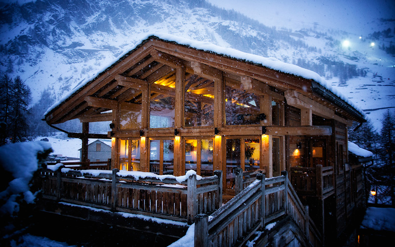 Stay One Degree Chalet Val D'Isere France - Destination Deluxe