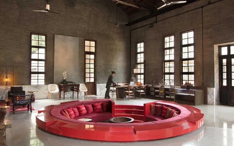 Alila yangshuo Architecture - Destination Deluxe