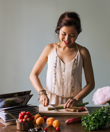Chef Sandra Lim Superfoods - Destination Deluxe