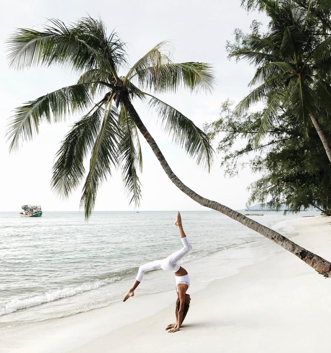Sjana Elise Earp Yoga Retreat - Destination Deluxe