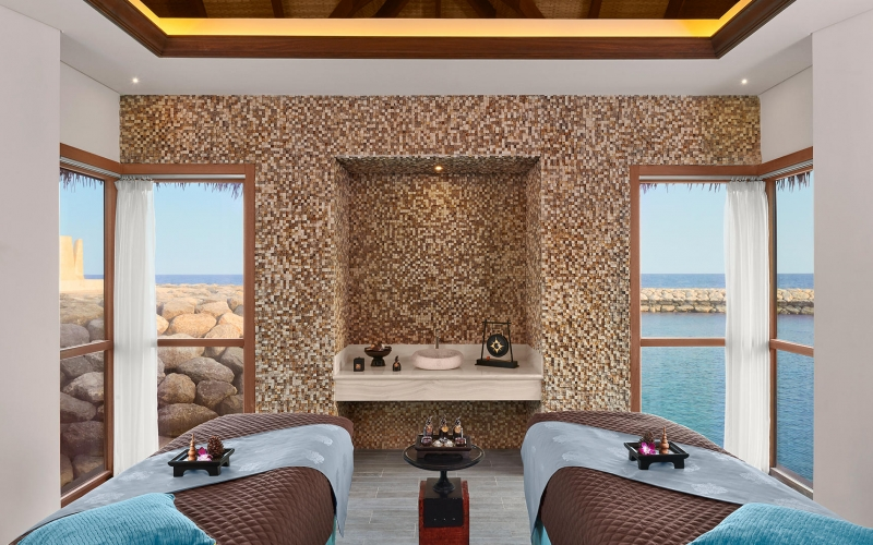 Anantara Spa at Banana Island Resort Doha - Destination Deluxe