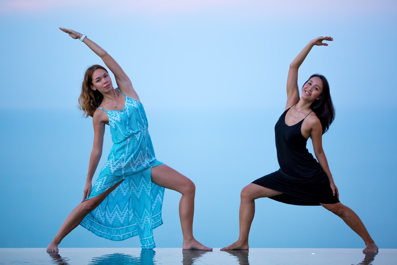 Escape Wellness Retreats Founders Zi En Wong Davina Ho - Destination Deluxe