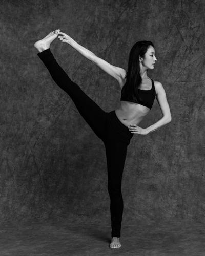 Vivienne Tang by Yoga Photographer Richard Pilnick - Destination Deluxe