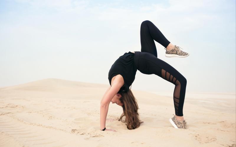 Yoga Doha Helena Oun - Destination Deluxe